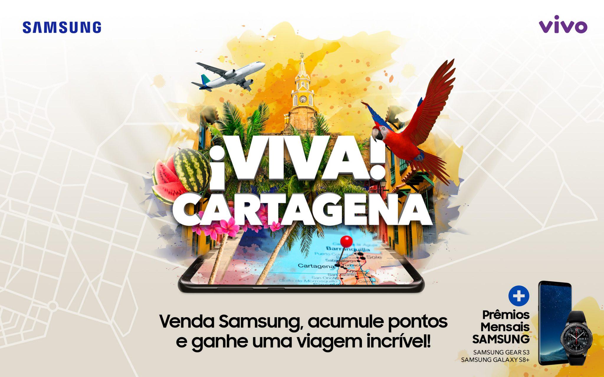 Campanha De Incentivo Cartagena Rafa Faria