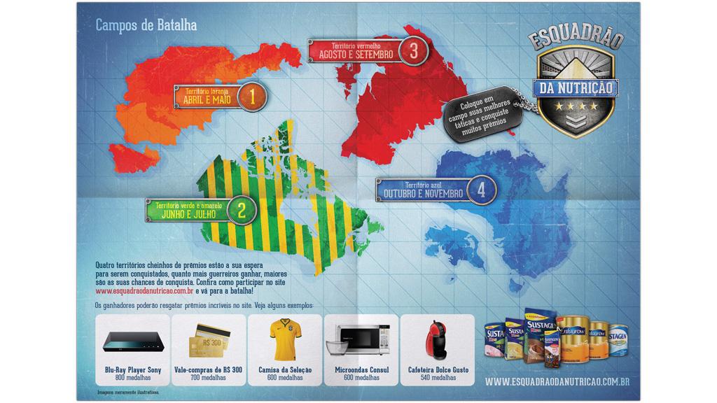 Campanha De Incentivo Esquadrão Da Nutrição Rafa Faria